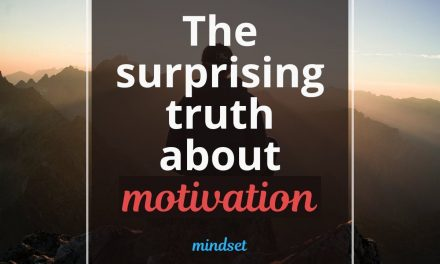 The Surprising Truth About Motivation