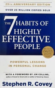 Stephen Covey - 7 habits of highly effective people