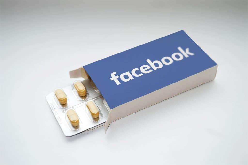 Facebook pills