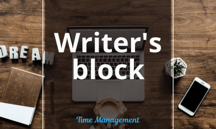 Bloggers, Here's 5 Tips to Conquer Writer's Block