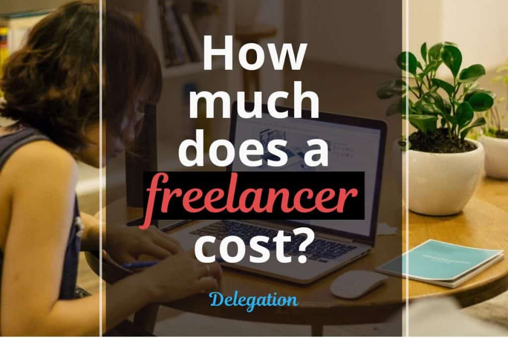 how much does a freelancer cost